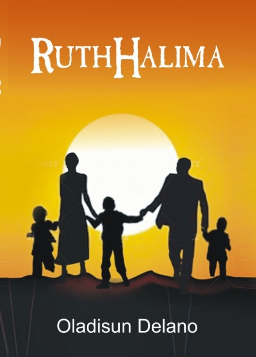 RuthHalima Book Front Cover