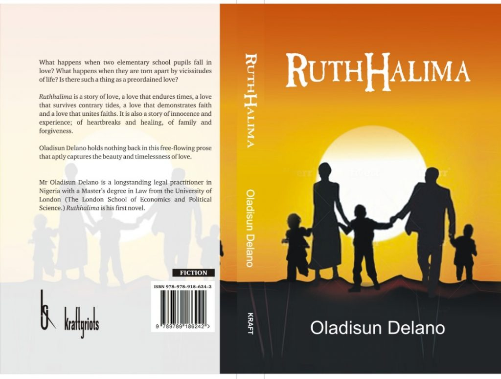 RuthHalima Book Front and Back Cover